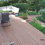 Backyard deck camera