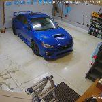 Inside Garage, 2.8mm turret at 4 megapixels